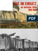 (Waffen-Arsenal Sonderband S-13) Panzerzüge im Einsatz auf Deutscher Seite 1939-1945