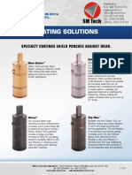 Wilson Tool Coating Solutions - SM