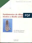 Espinosa Maria Del Mar - Fundamentos De Dibujo Tecnico Y Dise±o Asistido