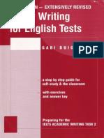 Essay Writing for English Tests (2001 Gabi Duigu)