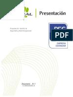 PEC Empresa Estandar - Doc 01 Presentación E0707