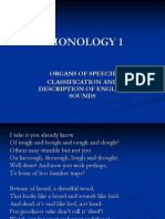 Phonology 1&2