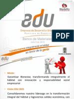 Banco de Materiales_PresentaciOn a Proveedores_08_Julio 2013_CV