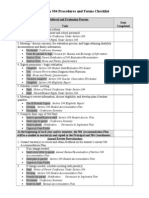 section 504 procedures and forms checklist