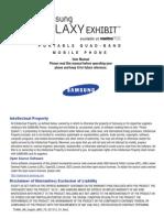 Samsung Exhibit