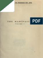 Jones_1949_The Mahāvastu Vol I - Sacred Books of the Buddhists Vol 16.pdf