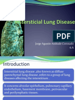 Instersticial Lung Disease