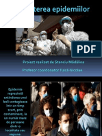 Combaterea epidemiilor