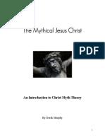 Christ Myth Theory