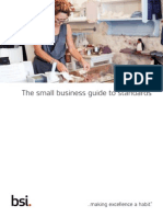 Bsi Small Business Guide to Standards en Gb