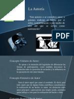 Diapositivas deLaAutoríaylaParticipacion (1)
