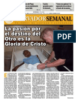 Observador Semanal Nro. 456 del 03/04/2014