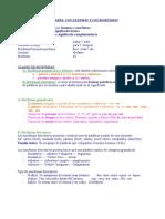 Tema 4 Lengua Estructura de Las Palabras
