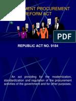 report RA