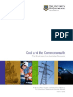 Coal and the Commonwealth Web
