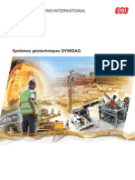 DSI Systemes Geotechniques DYWIDAG Fr
