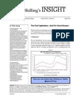 Insight Newsletter - April, 2014