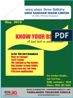 Know Your BSNL- May 2012