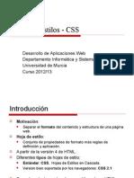 Desarrollo Aplicaciones Web Tema2
