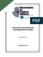 10 Opp 2011-Info en El-estado