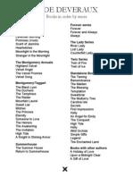 Promise pdf jude deveraux velvet
