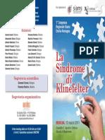 Sindrome Di Klinefelter 12 Mar