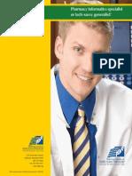 Informatics Student Brochure