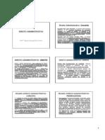 Direito Administrativo - Parte 1 - 06 Slides
