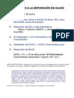Depuracion del Silicio para fotovoltaica.doc