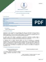Sílabo AppDB Marzo - Julio 2014