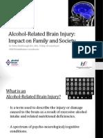 Alcohol Forum - Helen Mc Monagle Conference PP 2nd April 2014