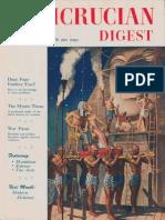 Rosicrucian Digest, October 1951