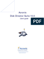 Disk Director Suite10.0 User Guide