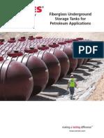 Petroleum Tanks Brochure