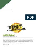 Documento de Como Salvar El Clima