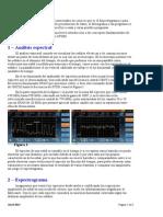 Espectrograma y Merograma