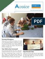 V!VA Mississauga April 2014 Newsletter