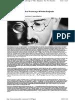 Gordon, Benjamin a Critical Life Review New Republic