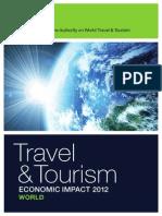 Travel & Tourism Economic Impact