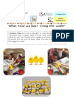 Rosemary Works Newsletter 4th April