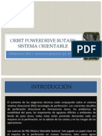 Orbit PowerDrive Rotary Sistema Orientable