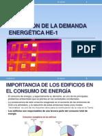 4 - LIMITACIÓN DE LA DEMANDA ENERGÉTICA HE-1
