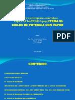 Present a Cindel Osc i Clos de Vapor