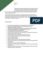 POS Tereminal Product Owner_Job Description