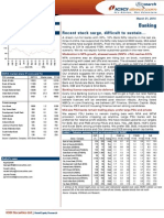 IDirect Banking SectorReport Mar2014