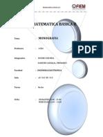 Matematica Aplicada en La Ingeneria Electronica