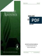 HIMNARIO ADVENTISTA 2009