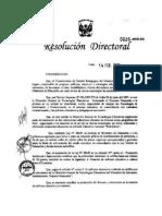 Directiva-0025-DIGETE-2008