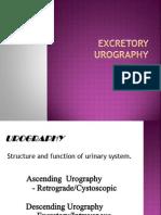 Excretory Urography