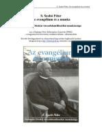 Szabo Peter Az Evangelium Es a Munka 1